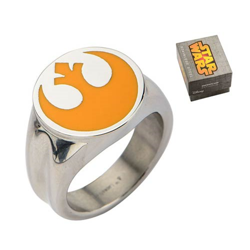 Star Wars Rebel Symbol Ring