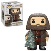 Harry Potter Holiday Hagrid 6-Inch Pop! Vinyl Figure