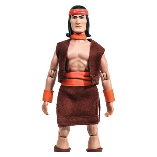 Super Friends 8-Inch Series 1 Retro Apache Chief 8-Inch Action Figure