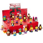 Simpsons 25th Anniversary 3-Inch Vinyl Mini-Figure 4-Pack