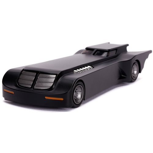 Batman Animated Series 1:32 Scale Die-Cast Metal Vehicle with Figure