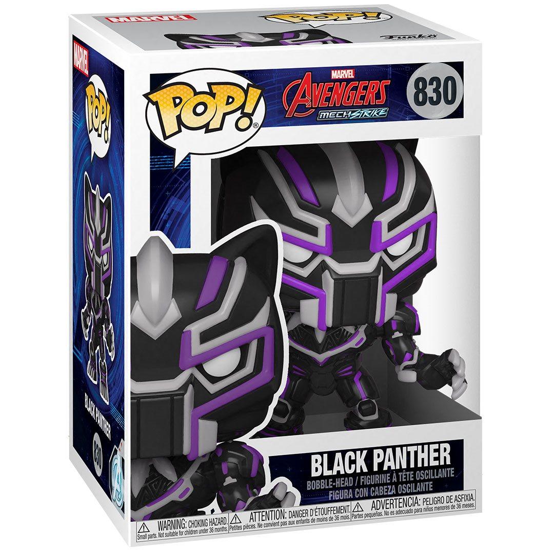 Black Panther Tot