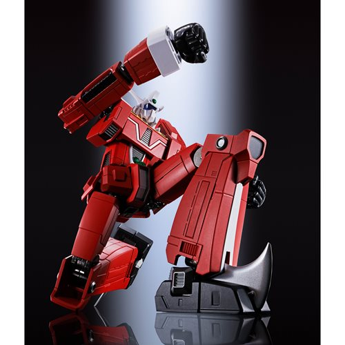 Space Runaway Ideon GX-92 Ideon F.A. Soul of Chogokin Action Figure