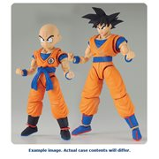 Dragon Ball Z Son Goku and Krillin Deluxe Set Figure-Rise Standard Model Kit