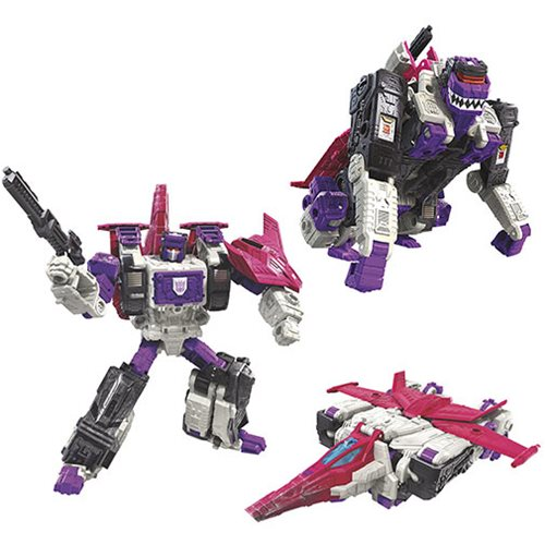 Transformers Generations War for Cybertron: Siege Voyager Apeface