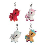 Tokidoki Unicorno Key Chain Plush Display Case