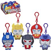 Transformers Clip Bots Plush Key Chains Wave 1 Case