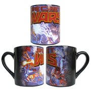 Marvel Secret Wars by Alex Ross 14 oz. Ceramic Mug
