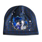 Black Butler: Book of Circus Ciel and Sebastian Beanie Hat