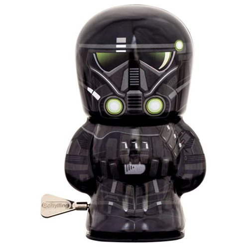 Star Wars Rogue One Death Trooper 4-Inch Windup Bebot