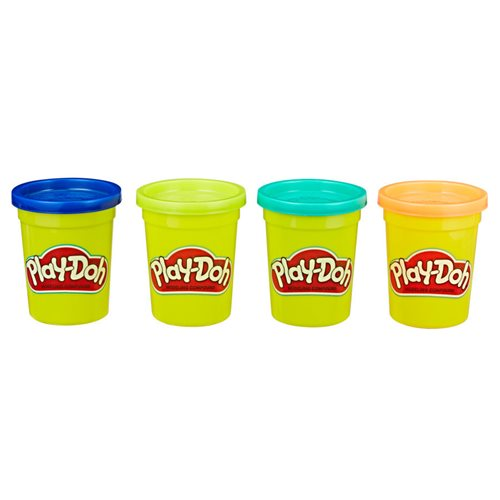 Play-Doh Wild 4-Pack of 4-Ounce Cans