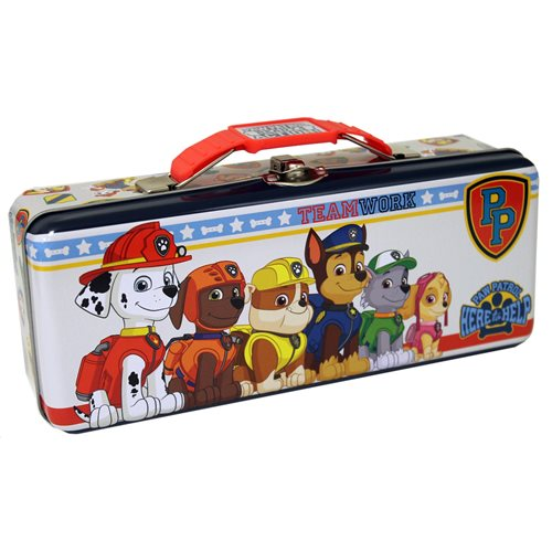 Paw Patrol Tote Box with Handle