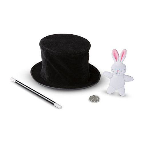 Magic In A Snap Magician S Pop Up Hat With Tricks