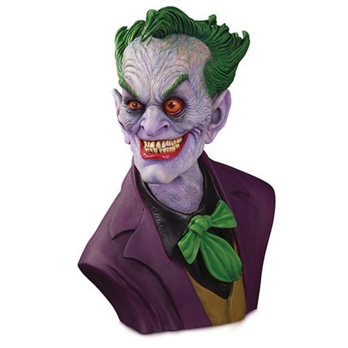 DC Gallery The Joker by Rick Baker Standard Edition 1:1 Scale Bust