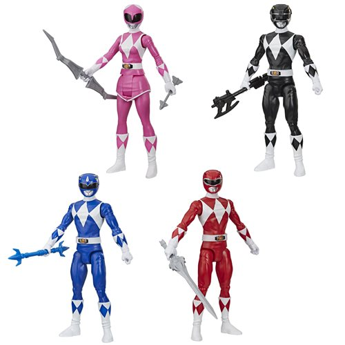 Power Rangers 12-Inch Action Figures Wave 3 Case