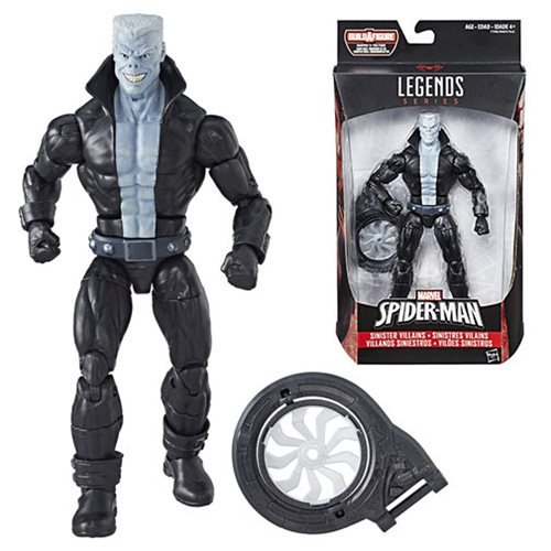 Amazing Spider-Man Marvel Legends Tombstone 6-Inch Action Figure, Not Mint