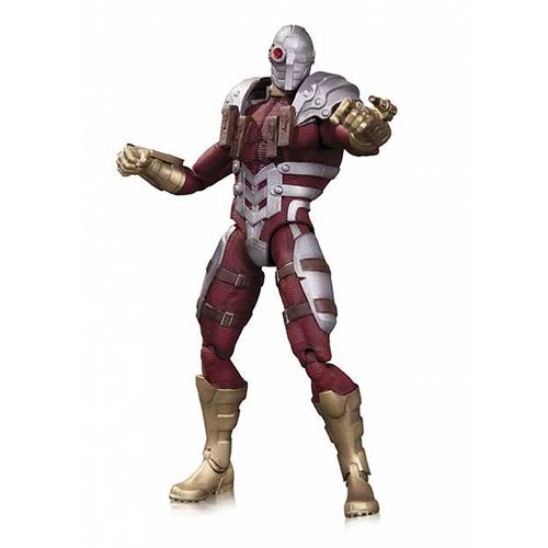 DC Comics Super Villains Suicide Squad Deadshot Action Figure