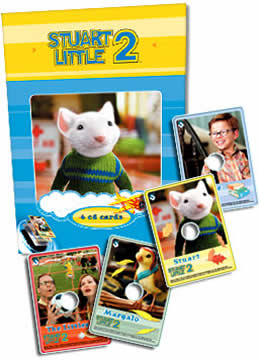 Stuart Little 2 Cd Cardz Box Entertainment Earth