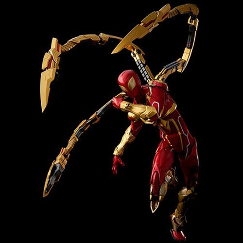 Marvel Comics Iron Spider 1:6 Scale Re:Edit Action Figure
