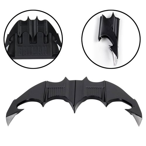 Batman 1989 Movie Batarang Prop Replica
