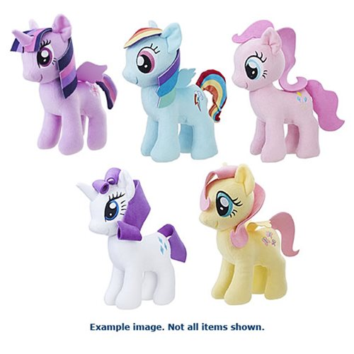 My Little Pony Movie Soft Plush Wave 3