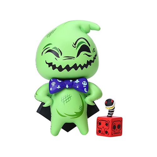Disney The World of Miss Mindy Nightmare Before Christmas Oogie Boogie Vinyl Figure