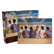 Pink Floyd Back Art 1,000-Piece Puzzle