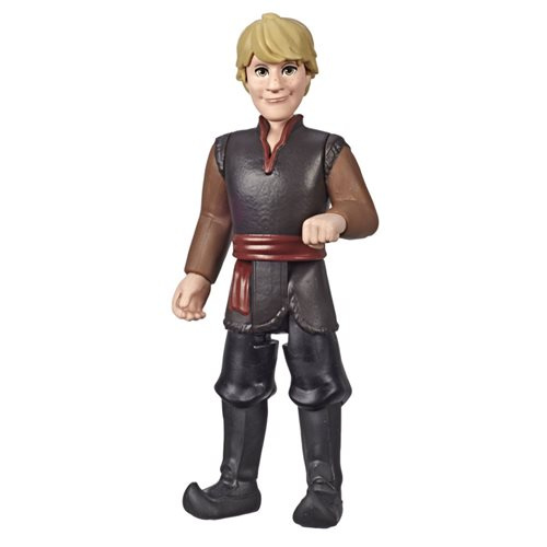 Frozen 2 Kristoff  Brown Outfit Small Doll