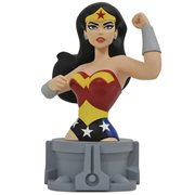Justice League of America: The Animated Series Wonder Woman Resin Bust
