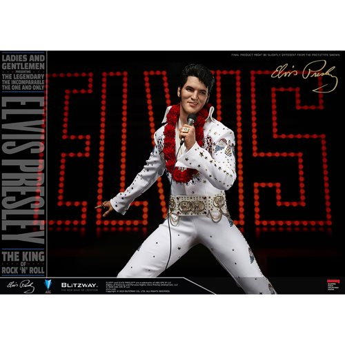 Elvis Presley Superb 1:4 Scale Statue