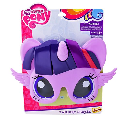My Little Pony Pink Twilight Sparkle Unicorn Sun-Stache