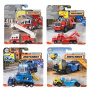 Matchbox Working Rigs Vehicle Mix 2 Case