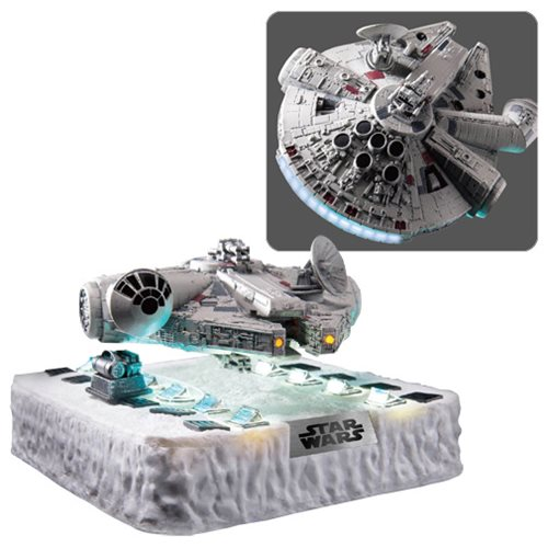 Star Wars: Episode V - The Empire Strikes Back Millennium Falcon Floating Version Vehicle