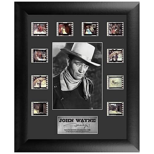 John Wayne Series 2 Mini-Montage Film Cell
