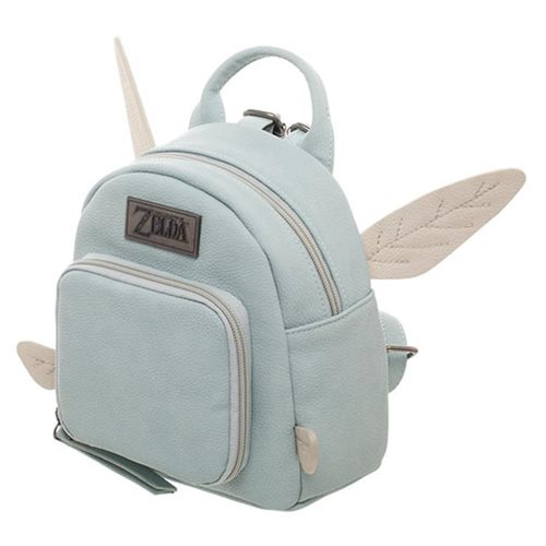 Legend of Zelda Navi Micro Backpack - Entertainment Earth ea83096e5ed68