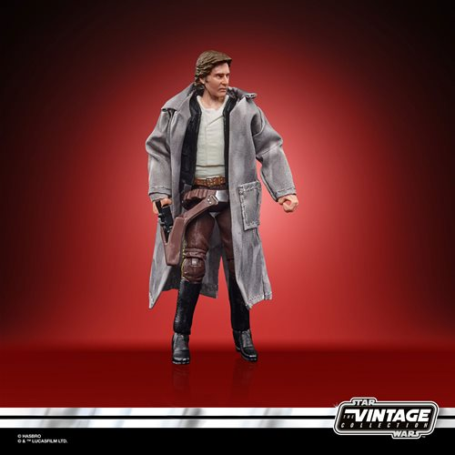Star Wars The Vintage Collection Han Solo (Endor) 3 3/4-Inch Action Figure