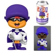 Super Chicken Vinyl Soda Figure