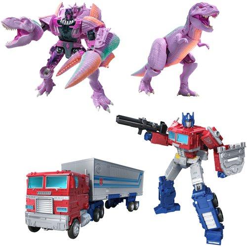 Transformers Generations Kingdom Leader Wave 1 Case