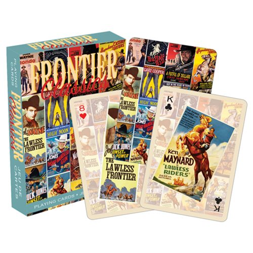 Frontier Classics Playing Cards