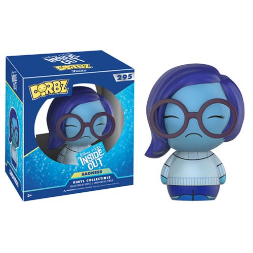 Inside Out Sadness Dorbz Vinyl Figure