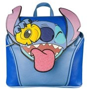 Lilo and Stitch Stitch Pineapple Flap Backpack