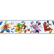 Mickey Mouse and Friends Peel and Stick Wallpaper Border