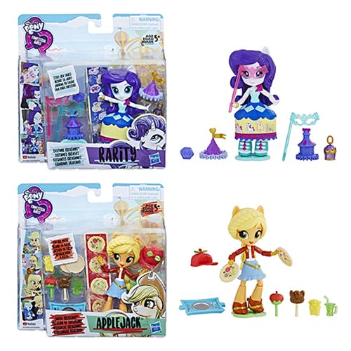 My Little Pony Equestria Girls Accessory Mini-Figures Wave 6