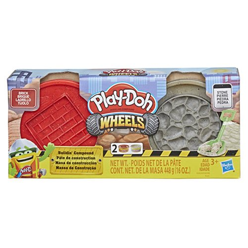 Play-Doh Building Compound Wave 1 Set