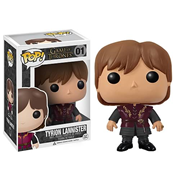 Game of Thrones Tyrion Lannister Pop! Vinyl Figure #01