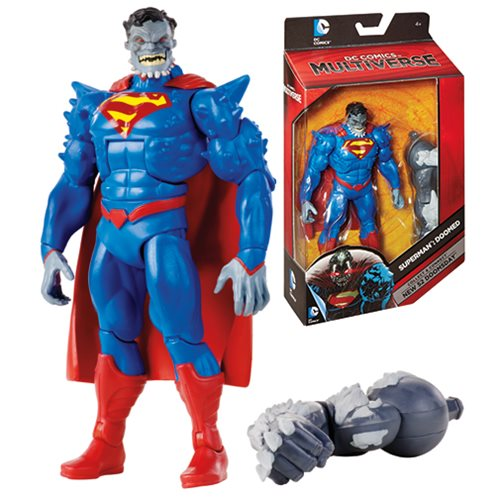 DC Multiverse Super Doomsday 6-Inch Action Figure