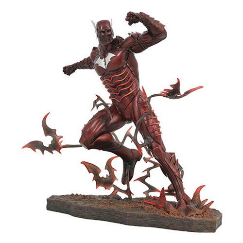 Картинки по запросу DC Comics PVC Gallery Statues - Dark Nights: Metal - Red Death
