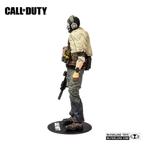 Call of Duty Series 2 Ghost 7-Inch Action Figure