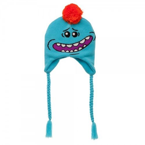 Rick and Morty Mr. Meeseeks Laplander Beanie