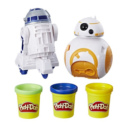 Star Wars Play-Doh  BB-8 and R2-D2 Set